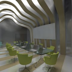 Аэроклуб: Конференц-центры в . Автор – iPozdnyakov studio