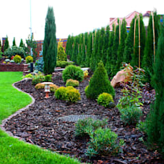 Garden by LandscapeDesign.pl,