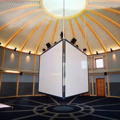 Mutimediaraum:  Multimedia-Raum von Architektur und Geomantie