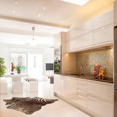 Home Staging Como Vender una Vivienda Eficazmente: Cocinas de estilo  de Markham Stagers