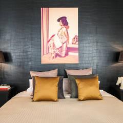 Chambre de style  par Markham Stagers