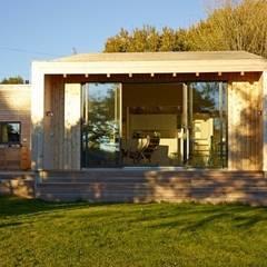 Exterior Veranda:  Terrace by Collective Works
