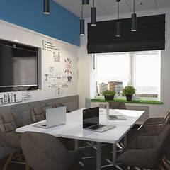 Office buildings by IdeasMarket