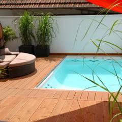 modern Pool by Future Pool GmbH