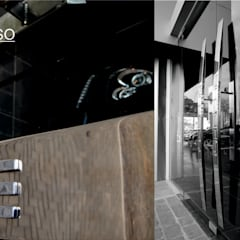 Porsche Center Cordoba : Concesionarios de estilo  por Postigo design