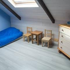 Dom na południu Francji: styl , w kategorii Pokój dziecięcy zaprojektowany przez ZIZI STUDIO Magdalena Latos