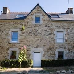Dom na południu Francji: styl , w kategorii Domy zaprojektowany przez ZIZI STUDIO Magdalena Latos