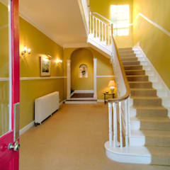 Corridor & hallway by Lee Evans Partnership,