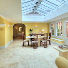 Bossington House, Adisham Kent:  Conservatory by Lee Evans Partnership