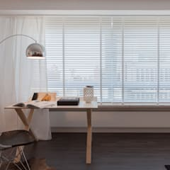 419:  Studeerkamer/kantoor door JUMA architects