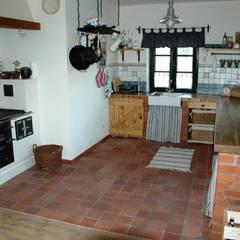 Krakowska 150 x 150 - KAMSTAR: styl , w kategorii Kuchnia zaprojektowany przez Kamstar Krzysztof Fertała