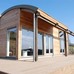 Scotlarch Cladding by Russwood:  Terrace by Russwood - Flooring - Cladding - Decking