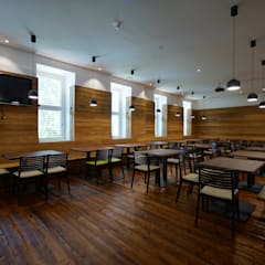Internal Timber Cladding:  Schools by Russwood - Flooring - Cladding - Decking