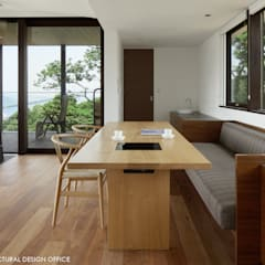 غرفة السفرة تنفيذ atelier137 ARCHITECTURAL DESIGN OFFICE