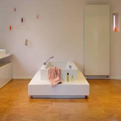 minimalistische Badkamer door homify