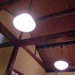 Electronics by 一級建築士事務所 ネストデザイン, Asian Wood Wood effect