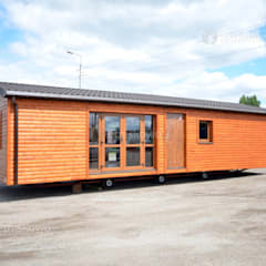 Prefabricated home by Letniskowo.pl Sp. z o.o. Sp.k.