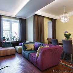 Living room by Ольга Кулекина - New Interior