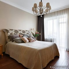 Dormitorios de estilo colonial por Ольга Кулекина - New Interior