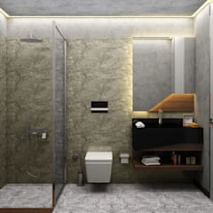 Voltaj Tasarım – ORANIO:  tarz Banyo