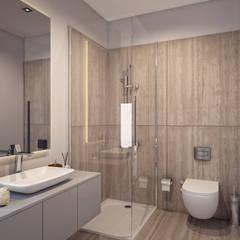 Voltaj Tasarım – AA EVİ:  tarz Banyo