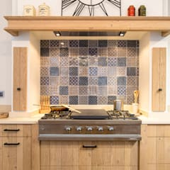 eclectic Kitchen by MJ Home