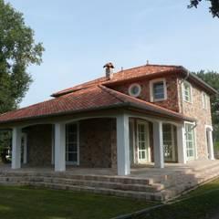 Huizen door Architekturbüro Heuer,