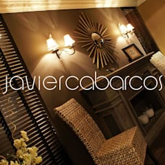 TORRE DE NUÑEZ . restaurante: Bares y Clubs de estilo  de JAVIER CABARCOS