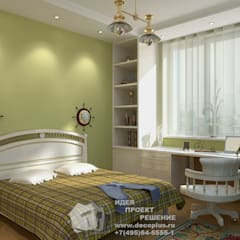 Nursery/kid's room by Бюро домашних интерьеров, Classic