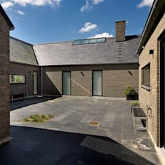 Villa G:  Terrasse von C.F. Møller Architects