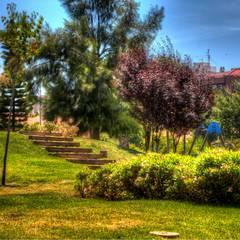 حديقة تنفيذ BERNARDINO ARQUITECTOS, SLP