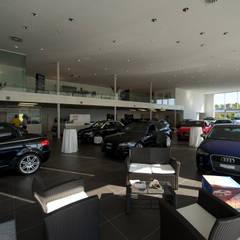 Innenansicht:  Autohäuser von HGP AG