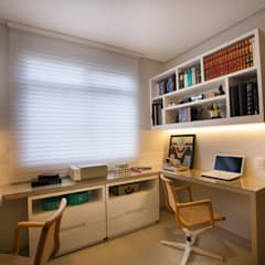 اتاق کار و درس توسطPasso3 Arquitetura, اکلکتیک (ادغامی)