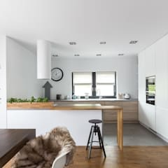 Kitchen by stabrawa.pl, Scandinavian