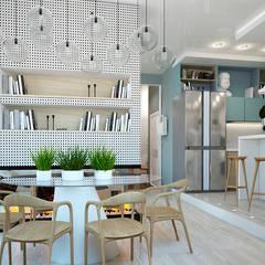 Природные мотивы: Кухни в . Автор – Sweet Hoome Interiors