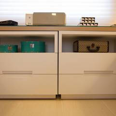 Study/office by Passo3 Arquitetura,