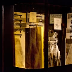 Drapers Window:  Event venues by Traces London