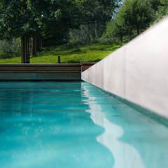 Freibad:  Pool von [spafabrik] GmbH  POOL&WELLNESS