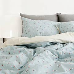 집을 꾸미는 가장 간단한 방법,  패브릭: mushroommate의  침실,한옥