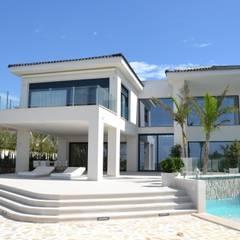 منازل تنفيذ Alicante Arquitectura y Urbanismo SLP , بحر أبيض متوسط