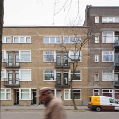 Royaal Boven Wonen:  Muren door Studio LS