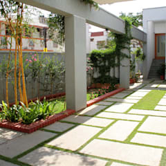 Garden by Muraliarchitects
