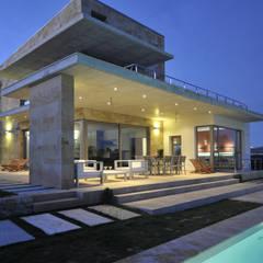 Casas de estilo  por Chiarri arquitectura, Mediterráneo