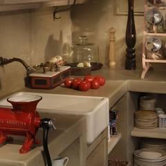 ห้องครัว by Bórmida & Yanzón arquitectos