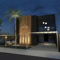 Event venues by Konverto Interiores + Arquitetura