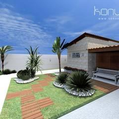 منازل تنفيذ Konverto Interiores + Arquitetura,
