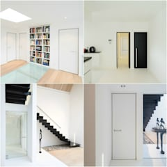 Moderne binnendeuren:  Binnendeuren door Anyway Doors