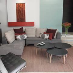 Living room by Mediamadera,