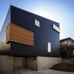 منازل تنفيذ 一級建築士事務所haus