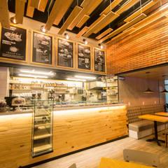 Gastronomy by Metro arquitectos